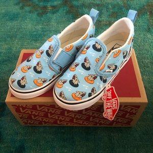 NEW! Floatie Shark Vans size 10 Toddler
